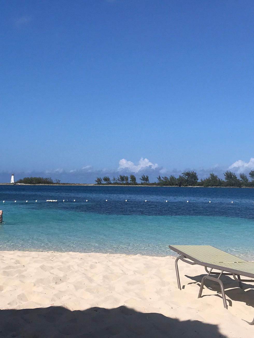 bahamas gluten free family cruise