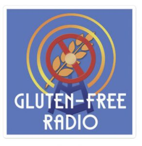 gluten free podcast image