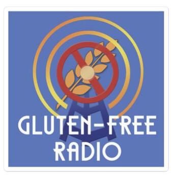 gluten free podcast image