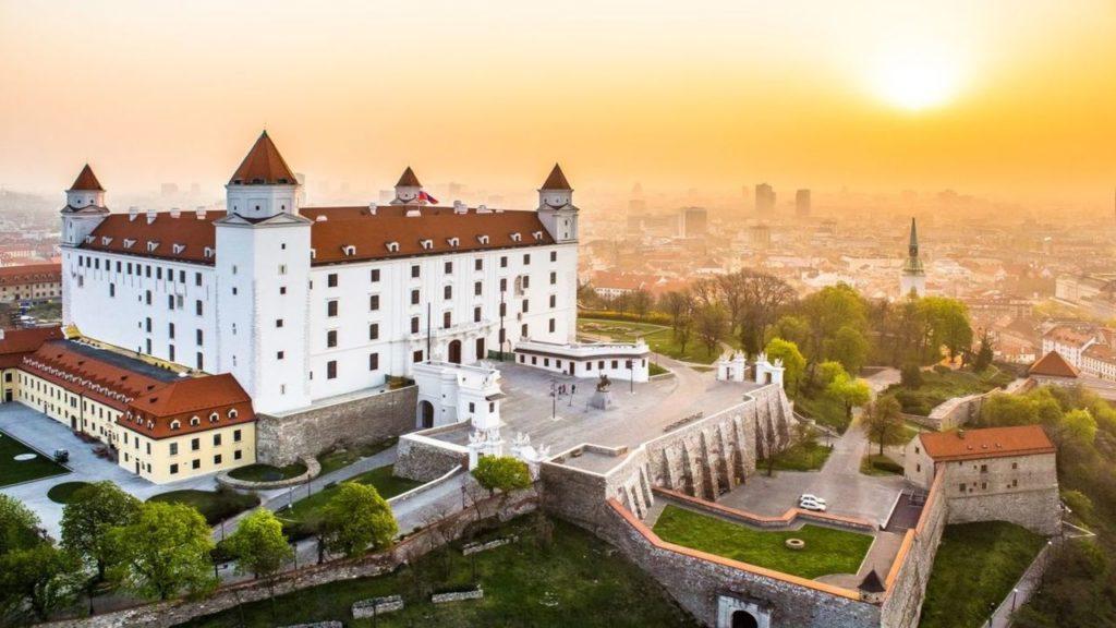 Day 5: Bratislava (Arrive 1:00 PM, Depart 9:30 PM)